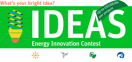 Caribbean Energy Innovation Contest IDEAS 2012 Launched by IDB