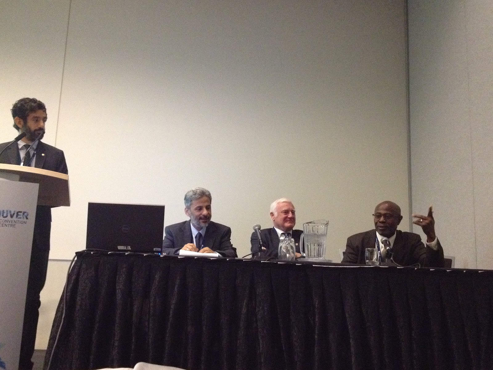 CSF and CADSTI Report at AAAS 2012