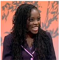 Ayanna Samuels - CSF Rep for Jamaica