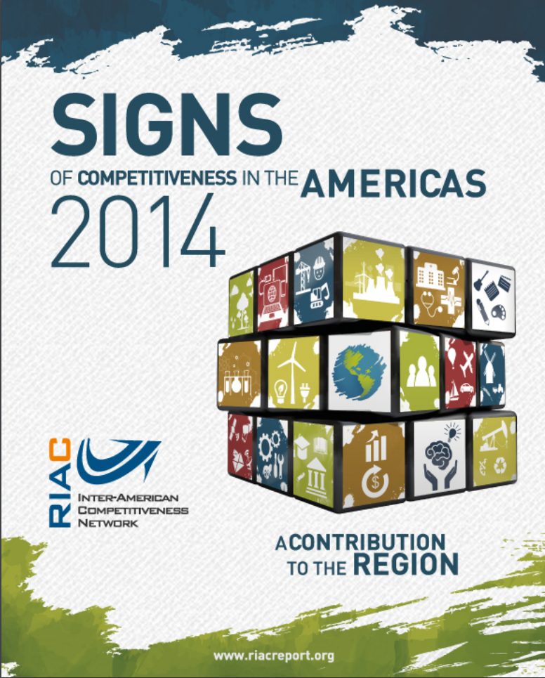 "STEM Pathways to economic Development for the Caribbean"" in Signs of Competitiveness in the Americas 2014, pp 71-76"