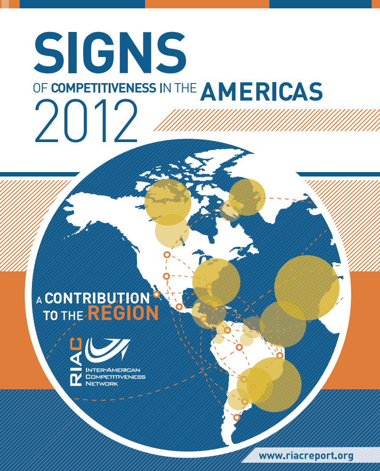 Interview with Dr. Cardinal Warde, in Signs of Competitiveness in the Americas 2012, pp 30-31, 2012.