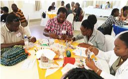 CSF and CAS Host STEM Teacher Training Workshops in St. Kitts and Nevis
