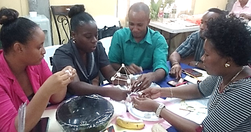 9th CSF & CAS STEM TEACHER TRAINING WORKSHOP HELD IN DOMINICA