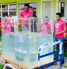 SPISE Passes 100th Student Milestone